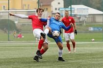 ZA POSTUPEM. Fotbalisté Bohunic chtějí z krajského přeboru do divize.