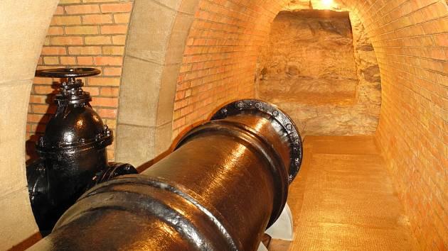 Vodu v Březové nad Svitavou čerpají z podzemí, a proto ji odborníci nemusí chemicky upravovat jako vodu z povrchových zdrojů.