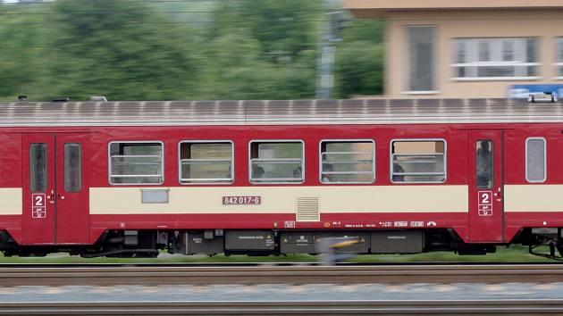 Vlakové nádraží v brněnských Horních Heršpicích. Ilustrační foto.