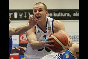 Basketbalista mmcité Michal Křemen.