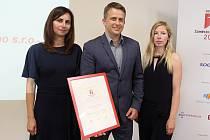 Zaměstnavatel regionu do 5000 zaměstnanců na jihu Moravy je Thermo Fisher Scientific Brno. Ocenění vyhlašovala pořádající firma Sodexo v pondělí v brněnském Impact Hubu.