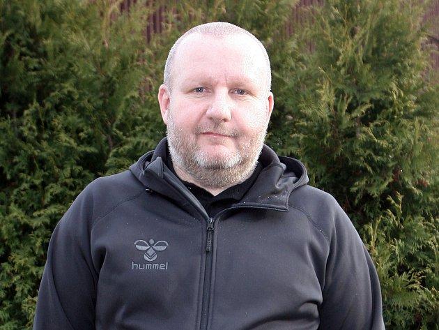 Dan Koubek,organizátor florbalového mistrovství světa žen v Brně.