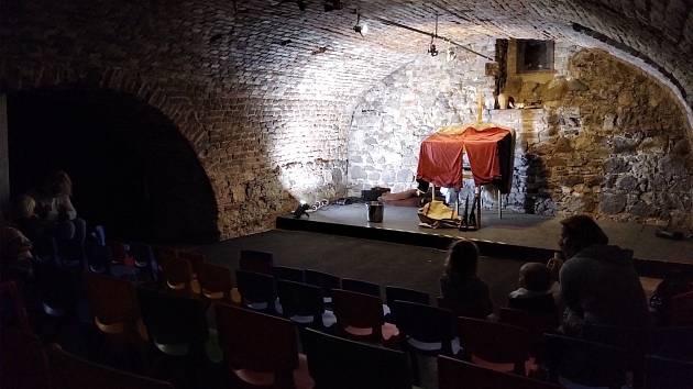 V nových prostorách Brňané uvidí například pohádku Princ Bajaja nebo veršovanou Zlatovlásku.