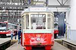 Pokud vyjde plán dopravního podniku, lidé se opět projedou historickými tramvajemi.