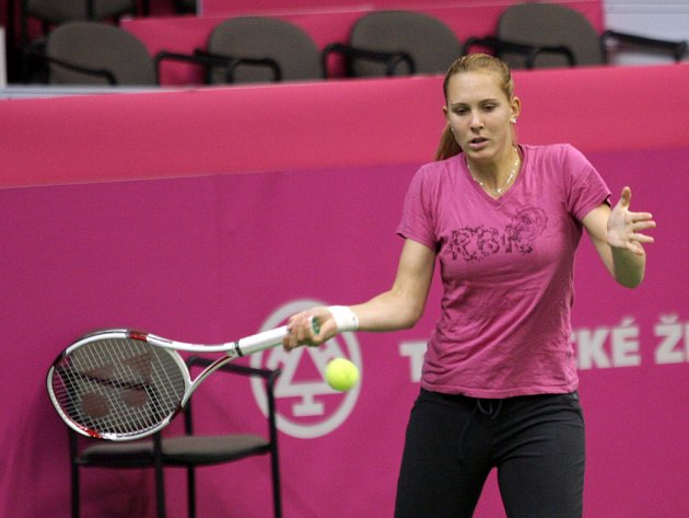 Zda se v Brně představí i Nicole Vaidišová je zatím ve hvězdách.