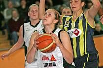 V souboji s francouzským Tarbes v dresu Žabin nenastoupí Linda Fröhlichová. Klub s ní rozvázal smlouvu.