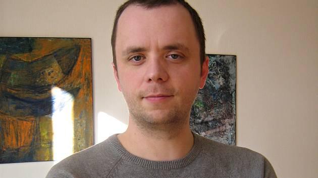 Brněnský psycholog Petr Sakař.