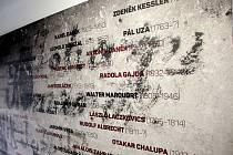 Jména nacistů na připomínkové zdi bývalé věznice na Cejlu rozpoutala spor mezi politiky. Někteří chtějí připomínku odstranit a omluvu pozůstalým.