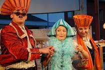 Dětským i dospělým divákům se představí také Vilém Čapek, Sandra Riedlová a Radim Sasínek.