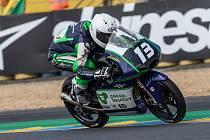 Talentovaný brněnský pilot Filip Řeháček se rve ve světovém šampionátu juniorů Moto3 o svůj sen.