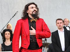 Koncert  v Brně - Varhan Orchestrovič Bauer.