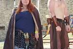 Hrad Veveří patřil v sobotu milovníkům Keltů. Návštěvníci si mohli vyzkoušet, jak tento národ žil, nebo si poslechnout různé hudební soubory.