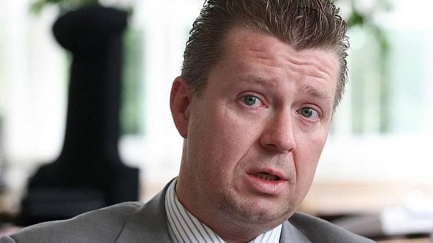 Ředitel Tepláren Brno Petr Fajmon.