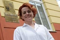 Epidemioložka z Krajské hygienické stanice Renata Vaverková.
