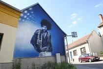 Jimi Hendrix ze Šlapanic.