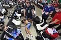 Dráhoví cyklisté brněnské Dukly Dominik Topinka a Robin Wagner jeli na mistrovství světa v Roubaix pevný kilometr.  První jmenovaný dlouho ležel v české kóji na podlaze zcela vyřízený.