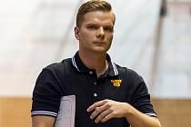 Šéftrenér Bulldogs Brno Rostislav Kohút.