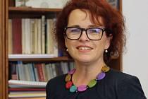 Vedoucí krajské hygienické stanice Renata Ciupek.