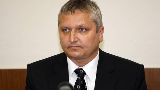 Rostislav Moudrý u soudu