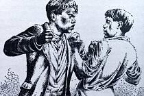 Vrátit se do dětství skrze ilustrace knížek Jaroslava Foglara nyní mohou lidé na nové výstavě v knihovně Pedagogické fakulty Masarykovy univerzity v Brně. Otevřela v sobotu a skončí za měsíc.