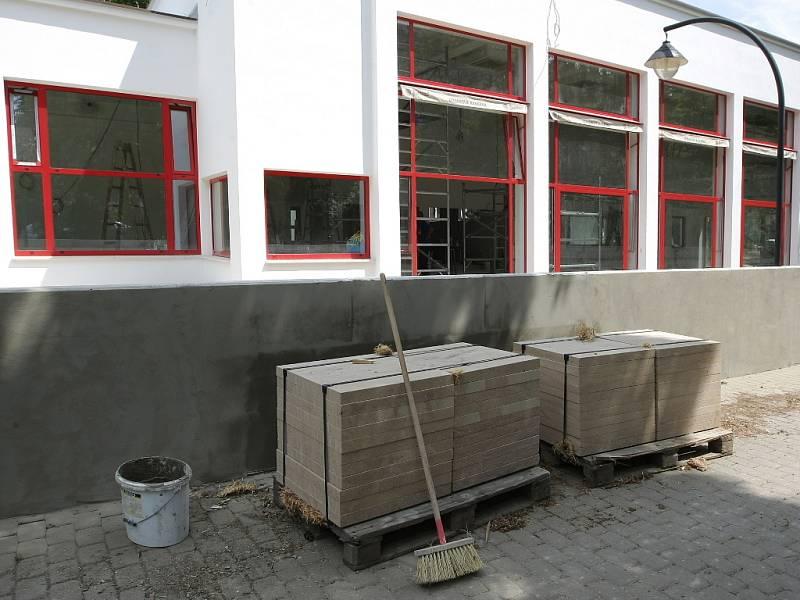 Zemanova kavárna v Brně.