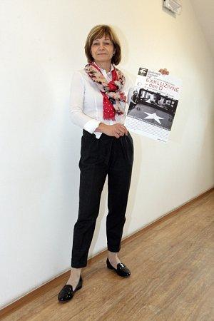 Náměstkyně ředitele Moravského zemského muzea Eva Pánková