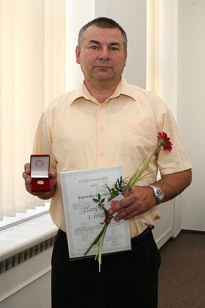 František Škvařil je dárcem krve už třicet let.