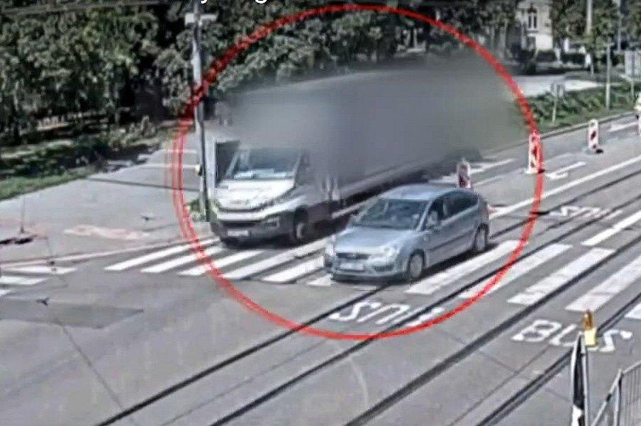 Konflikt vyprovokoval incident na silnici.