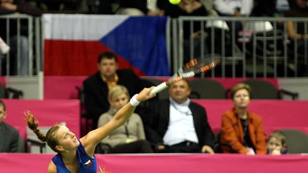 Fed Cupu se bude hrát opět v Brně.