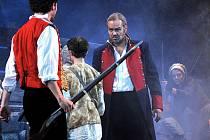 Brněnský herec Petr Gazdík má šanci získat letošní Cenu Thálie. V nominaci se objevil za ztvárnění galejníka Jeana Valjeana v muzikálu Bídníci Městského divadla Brno.
