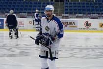 Hokejový útočník Brabenec se po šesti letech vrátil do Brna.
