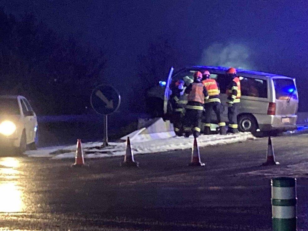 Policisté na jihu Moravy evidovali desítky nehod.
