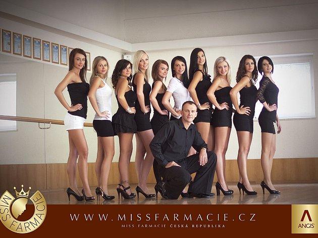Která zdívek získá titul Miss farmacie 2013?