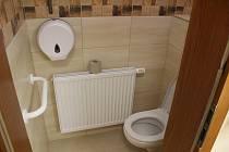 Od čtvrtka mohou návštěvníci brněnského Ústředního hřbitova využívat zrekonstruované toalety.