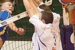 Volejbalisté  RWE prohráli se Zlínem.