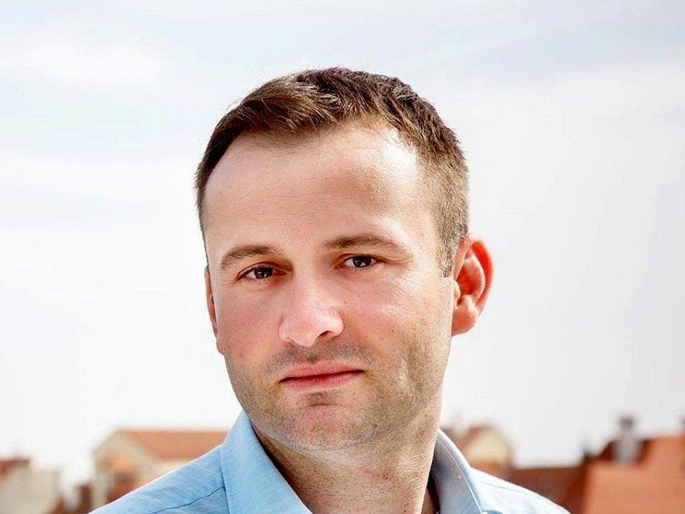 Jan Grois, nezávislý senátorský kandidát ve volebním obvodu číslo 54 Znojmo.