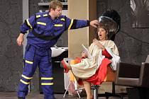 V Městském divadle Brno chystají premiéru představení Splašené nůžky