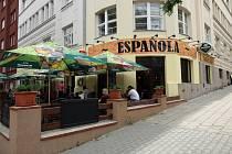 Test restaurací Espaňola na Botanické