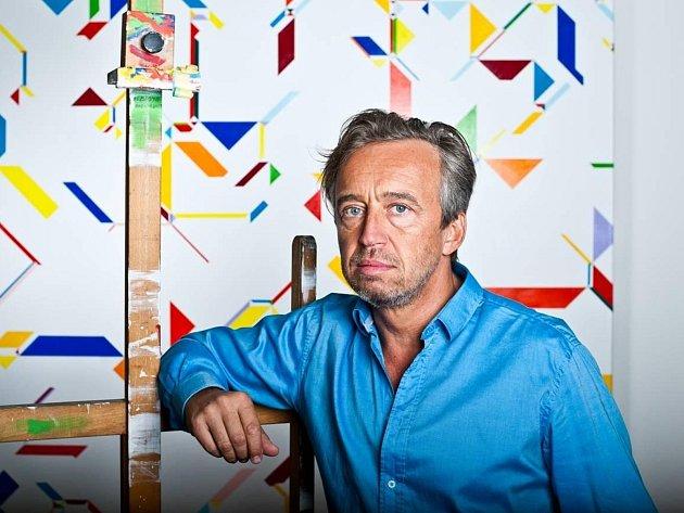 Petr Kvíčala patří k nejvýznamnějším osobnostem české abstraktní malby a v Brně je s jeho tvorbou spjato hned několik událostí či míst.