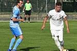 Fotbalisté Lanžhota sehráli utkání s Humpolcem před zraky 390 diváků.