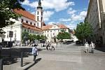 Brno 30.6.2020 - Moravské náměstí