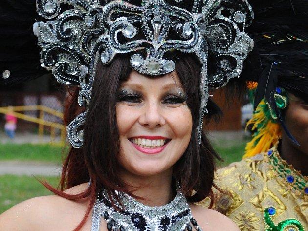 Riviéru rozproudili brazilští tanečníci