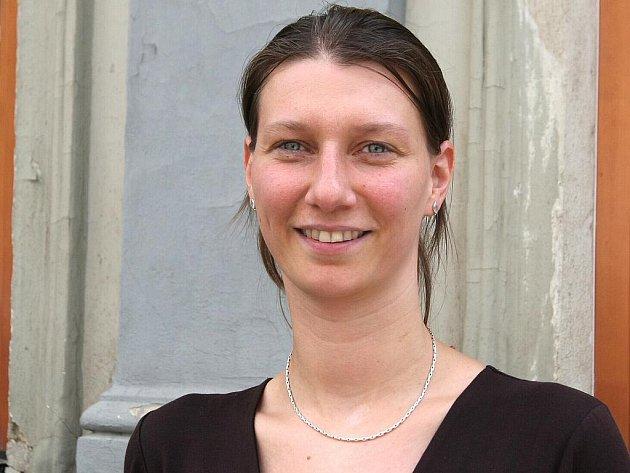 Hana Kubiznová vyjela chránit stromy na Šumavu.