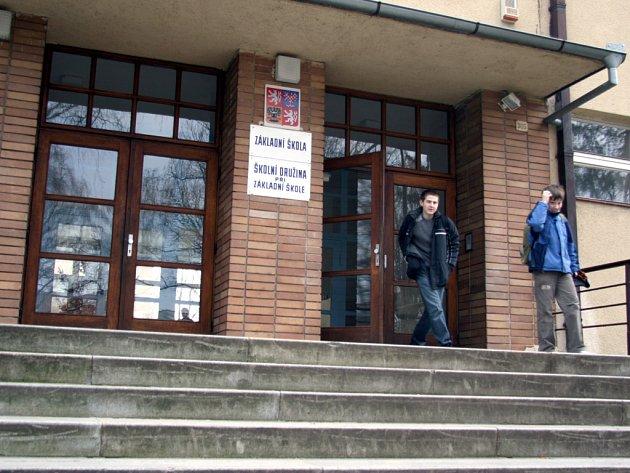 Základní škola v Těšanech