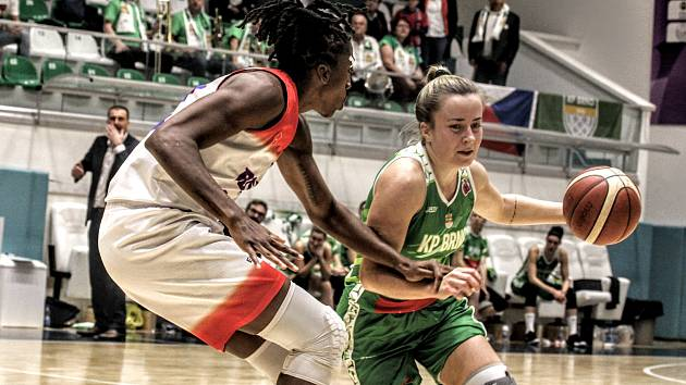 Basketbalistky Králova Pole. Ilustrační foto