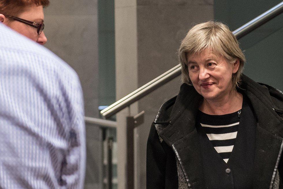 Blanenská soudkyně Dana Sedláková u Nejvyššího správního soudu