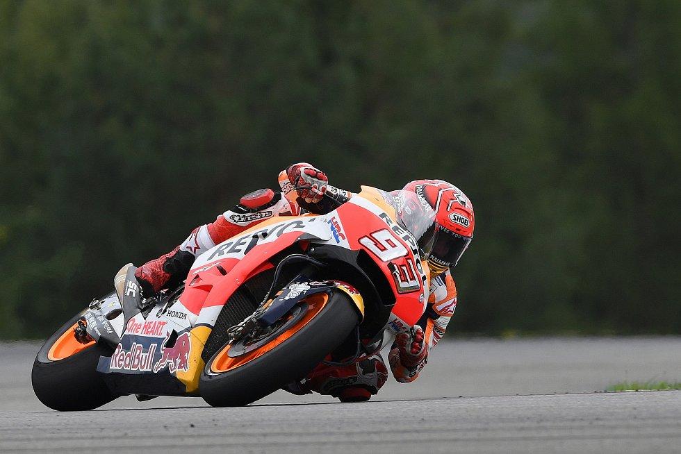 Monster Energy Grand Prix České republiky 2017, Moto GP - Marc Márquez.