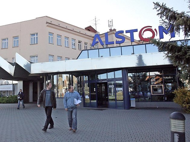 V brněnském Alstomu se již nebudou vyrábět  kotle.