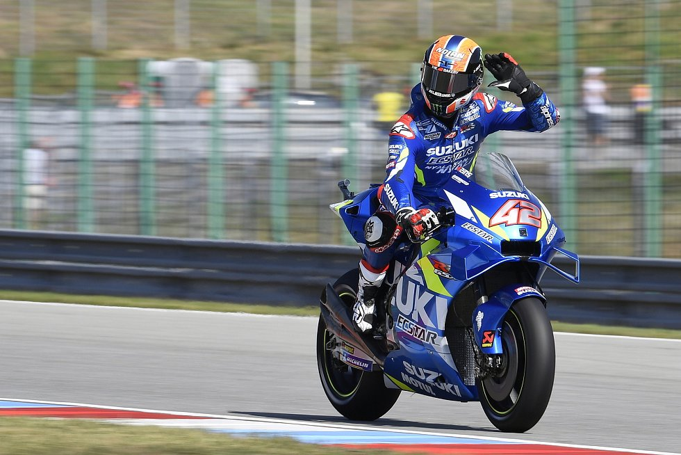 Brno 04.08.2019 - Moto GP 2019 - Alex Rins