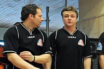 (Zleva) Petr Skoták a Pavel Šmíd.